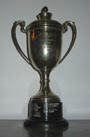 Surrey County Fencing Union / The Captain's Cup / Presented by R. Kilvert / 1964